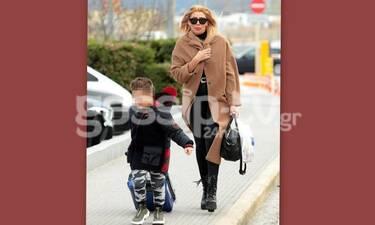 Αγγελική Ηλιάδη: Την βλέπεις με τον μικρό γιο της, δες και τον μεγάλο και θα τρίβεις τα μάτια σου!