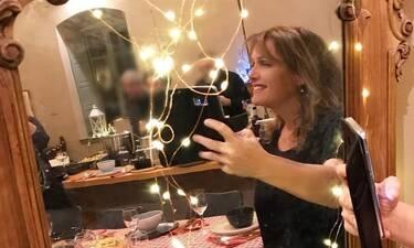 Μαρία Καβογιάννη: Πήγε να απολαύσει τη Βανδή στο Acro και κοντέψαμε να μην την αναγνωρίσουμε (Pics)