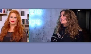 Ελένη Τσαλιγγοπούλου: Η αποκάλυψη για τον Θάνο Μικρούτσικο έκανε την Χριστίδου να ανατριχιάσει