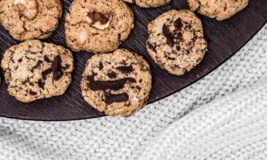 Πώς να φτιάξεις λαχταριστά cookies βρώμης!