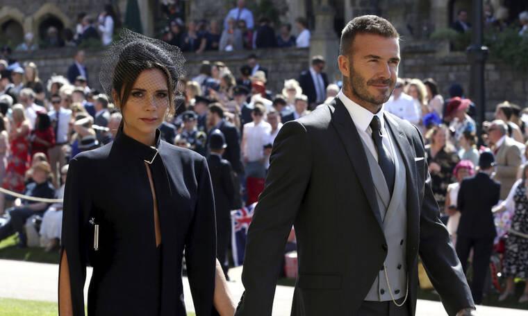 Άγριος καβγάς ανάμεσα σε David Beckham και πρίγκιπα Ηarry: Η Victoria «κάρφωνε» την Μeghan Markle