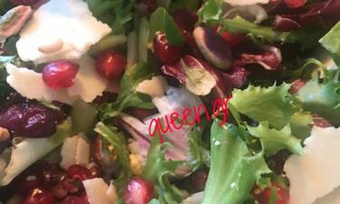 Η απόλυτη σαλάτα είναι αυτή! (Γράφει αποκλειστικά στο Queen.gr η Majenco)