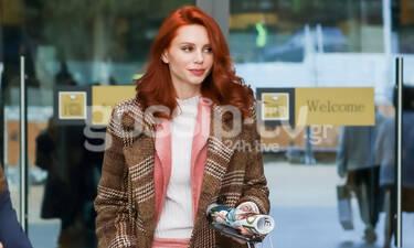 Η Έβελυν Καζαντζόγλου αγόρασε την τσάντα που όλες θέλουν στη συλλογή τους (photos)