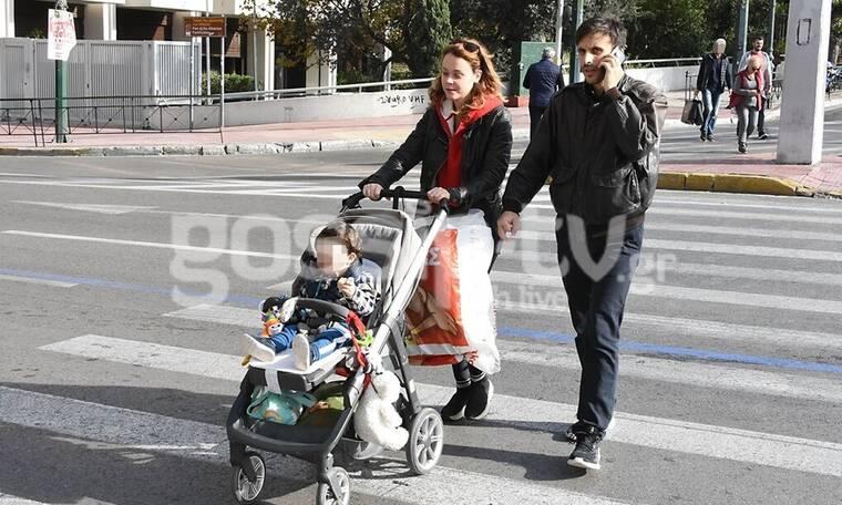 Λένα Παπαληγούρα: Η άγνωστη σοβαρή περιπέτεια υγείας της όταν ο γιος της ήταν 40 ημερών! (photos)