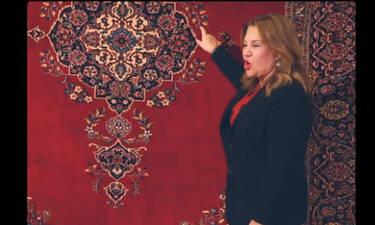 Δε θα πιστεύετε σε ποιου τραγουδιστή το βίντεο κλιπ συμμετέχει η Δέσποινα Μοιραράκη! (video+photos)