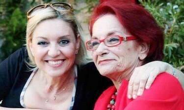 Ραγίζει καρδιές το «αντίο» της Νατάσας Ράγιου στη Χριστίνα Λυκιαρδοπούλου (Photos)