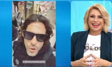 Στη Φωλιά των Κου Κου: Ο Γιάννης Σπαλιάρας έφτασε στο Ιράν - Όλες οι λεπτομέρειες (Video)