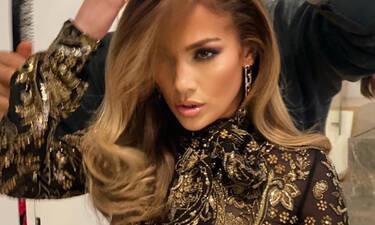 H Jennifer Lopez άλλαξε το χρώμα των μαλλιών της!