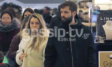 Τσάνταλη-Βούλγαρης: Μετά την είδηση της σχέσης τους ήρθαν κι οι πρώτες paparazzi φωτογραφίες τους