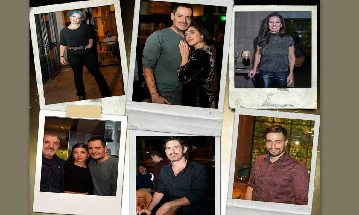 Πού διασκέδασαν χθες το βράδυ οι celebrities; (photos)
