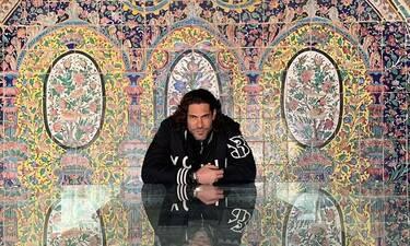 Ο Γιάννης Σπαλιάρας εξερευνά την Τεχεράνη και οι εικόνες είναι απλά μαγικές (photos)