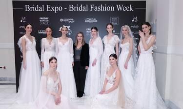 Όσα είδαμε και... δεν είδαμε στο Bridal Expo & Bridal Fashion Week (photos)