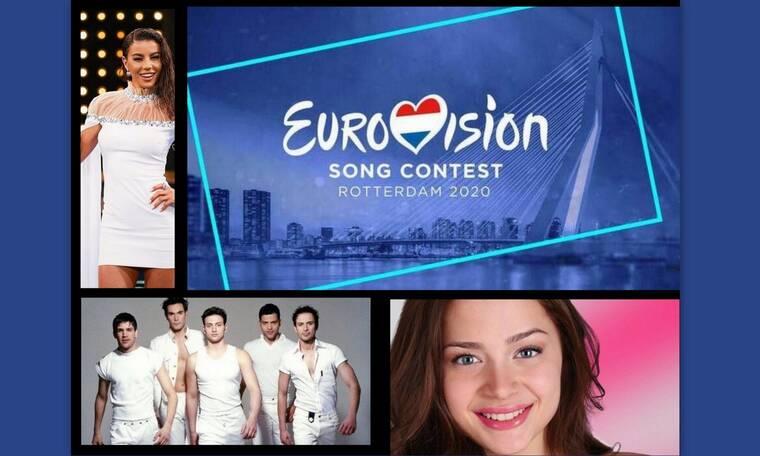 Eurovision 2020: Οι υποψηφιότητες, τα φαβορί, η κριτική επιτροπή της ΕΡΤ και η Κύπρος! (photos)