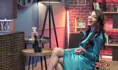 Ειρήνη Καζαριάν: Η αντίδρασή της όταν της έδειξαν φώτο να φιλά τον Στρατή (Video)