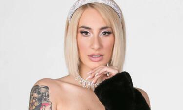My style rocks: Η Κιάρα Τσοχατζοπούλου πήγε στον Μουτσινά και πρόδωσε την μεγάλη αλλαγή στο look της