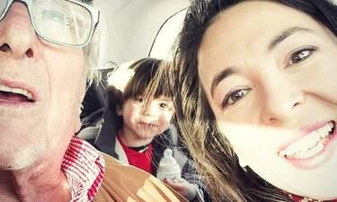 Αλίκη Κατσαβού: Σε αυτές τις φωτό που πόσταρε, είδαμε τον Κώστα Βουτσά πιο ευτυχισμένο από ποτέ!