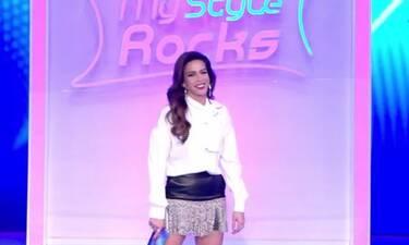 My style rocks: Αυτή είναι η σημερινή νικήτρια (Video)