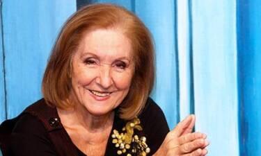 Κάρμεν Ρουγγέρη: «Είμαι 76 ετών κι όχι 81 που γράφουν» (photos)