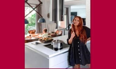 Σίσσυ Χρηστίδου: Έχεις δει το σπίτι της; Θα ξετρελαθείς με τις υπέροχες γωνιές και τη διακόσμηση!