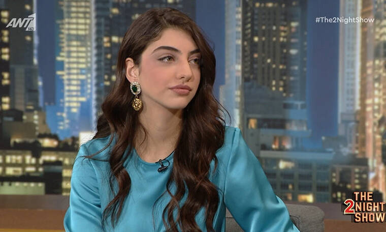 The 2night show: Ειρήνη Καζαριάν: «Δεν θα κλάψω με αρνητικά σχόλια. Ακούω μόνο τις θετικές κριτικές»