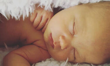 Ο γιος του ηθοποιού είναι το πιο γλυκό μωρό που έχουμε δει (pics)