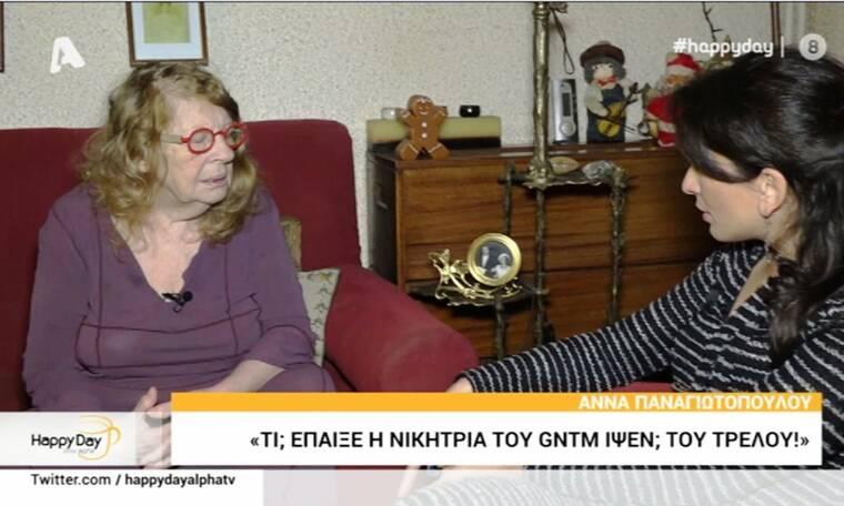 Άφωνη η Παναγιωτοπούλου όταν έμαθε ότι η περσινή νικήτρια του GNTM έπαιξε Ίψεν!