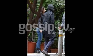 Επιτέλους τους «τσακώσαμε» μαζί στο κέντρο της Αθήνας! (Photos)