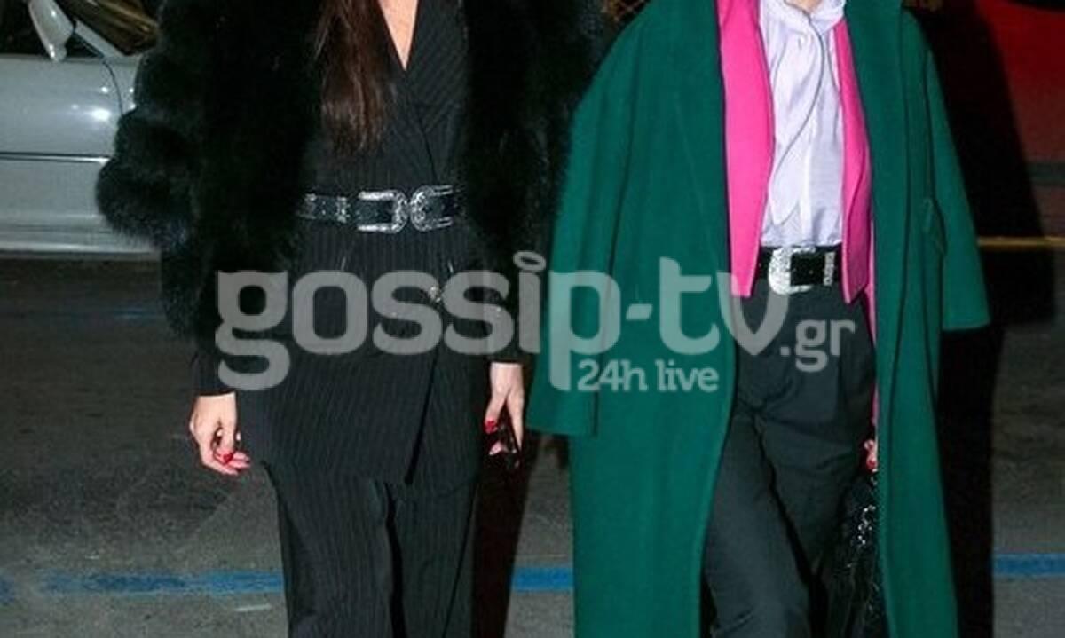 Βραδινή έξοδος με στιλ για τις δύο κυρίες της showbiz! Τα outfit που έκλεψαν τις εντυπώσεις! (Pics)