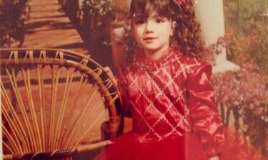 Μάντεψε ποια κούκλα Ελληνίδα ηθοποιός είναι το κοριτσάκι της φωτογραφίας