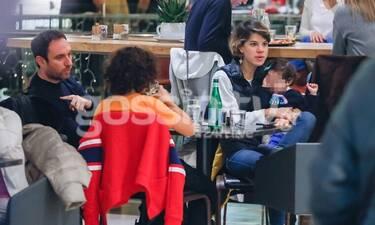 Μόνικα Χριστοδούλου - Σταύρος Ξενίδης: Καιρό είχαμε να τους δούμε! Σπάνια έξοδος με τα παιδιά τους!
