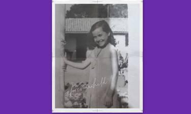 Το κοριτσάκι της φωτογραφίας είναι σήμερα γνωστή Ελληνίδα παρουσιάστρια - Την αναγνωρίζεις;