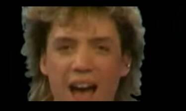 Κι όμως! Είναι πασίγνωστος Έλληνας τραγουδιστής πριν λίγα χρόνια - Πάει ο νους σου; (Photos-Video)