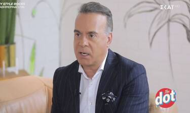 Φώτης Σεργουλόπουλος: Η αποκάλυψη για τη Μαρία Μπακοδήμου που δεν περιμέναμε! (Photos-Video)
