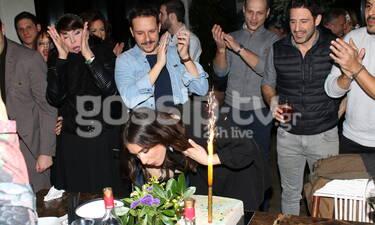 Αντιγόνη Ψυχράμη: Πάρτι-έκπληξη για τα γενέθλιά της! Δεν φαντάζεστε πόσο χρονών έγινε! (photos)