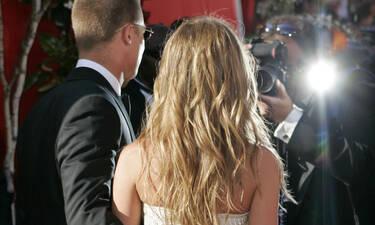 O Brad Pitt δήλωσε ελεύθερος στο Tinder αλλά οι πράξεις του δείχνουν ότι κάτι παίζει με την Aniston