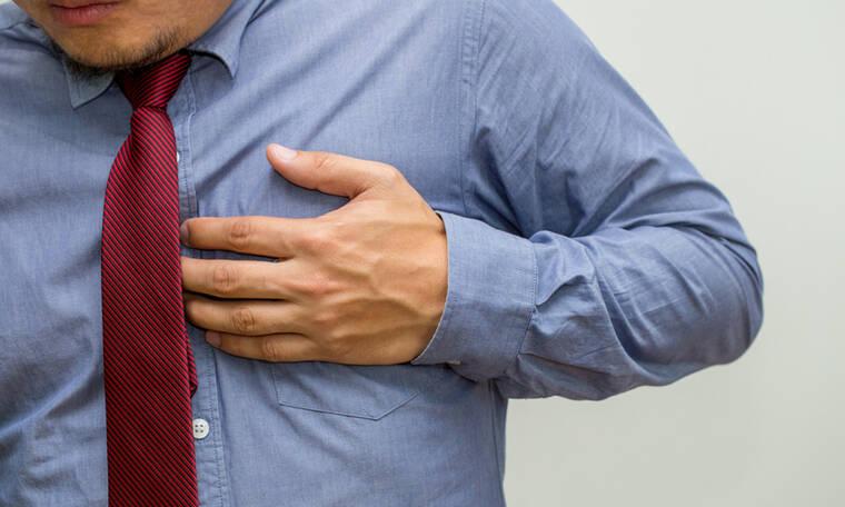 Ταχυκαρδία: Ποιες είναι οι επιπλοκές για την υγεία (εικόνες)