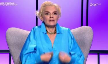 My style rocks: Έξαλλη η Έλενα Χριστοπούλου με παίκτρια - Τι συνέβη; (Photos-Video)