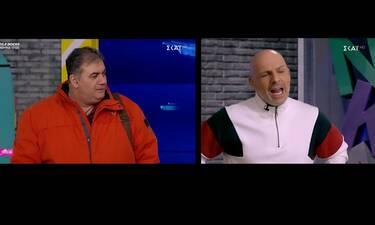 Καλό μεσημεράκι: Η απίστευτη ατάκα του Σταρόβα στον Μουτσινά που δεν περιμέναμε να ακούσουμε!