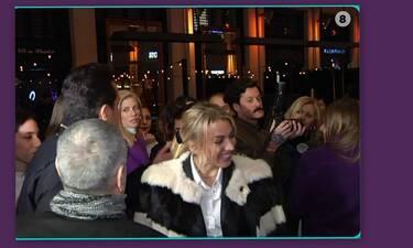 Αραβανή-Σπυροπούλου: Κι όμως συναντήθηκαν αλλά δεν αντάλλαξαν ούτε γεια- Το βίντεο που τις «καίει»