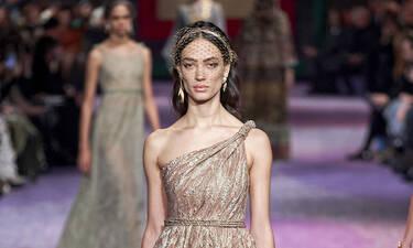 Ναι!Η ανοιξιάτικη συλλογή του Christian Dior αποπνέει  Ελλάδα
