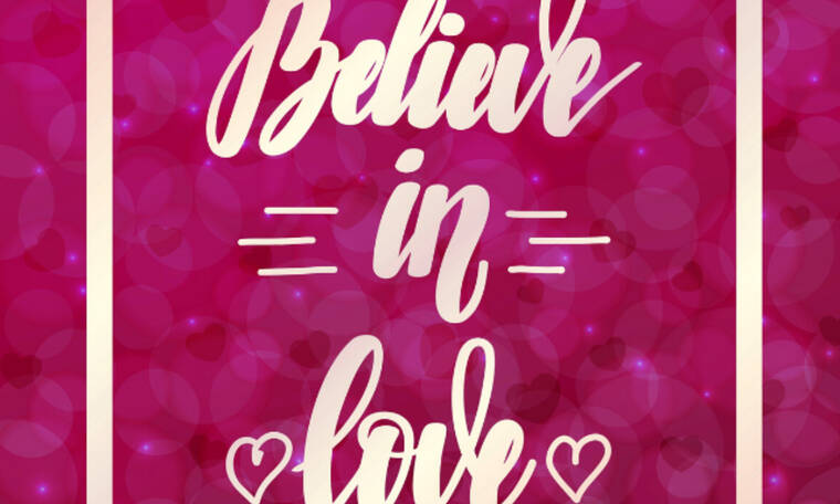 Σήμερα 27/01: Πίστεψε στη δύναμη της αγάπης!