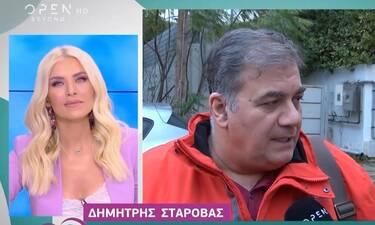 Ο Σταρόβας μιλάει για το YFSF, τον Γεωργούλη, τη Μίρκα και τους πολιτικούς και τα... χώνει! (video)