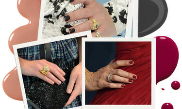 Zooming in: Τα 10 μανικιούρ που λατρέψαμε στα SAG Awards και τα βερνίκια για να τα αντιγράψεις