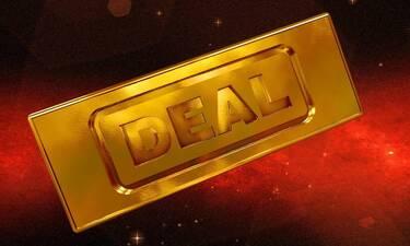 Έχετε αναρωτηθεί ποιος είναι ο τραπεζίτης του Deal; Ο ίδιος αποκαλύπτεται (photos)