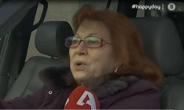 Χρυσούλα Διαβάτη: Ξέσπασε on camera μετά τη διάρρηξη στο εξοχικό της! (Video)