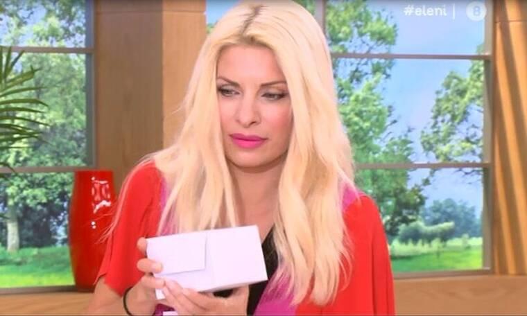 Ελένη Μενεγάκη: Θα σαστίσετε! «Πάγωσαν» μέχρι και οι συνεργάτες της με την παραξενιά της!