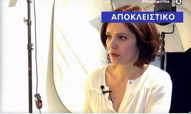 Το... καρφί της Μαριλίτας Λαμπροπούλου για τον πρώην συμπρωταγωνιστή της Αλέξη Γεωργούλη (video)