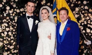 Γάμος Νιάρχος-Ζούκοβα: Όσα δεν είδατε από τον γάμο-υπερπαραγωγή! Οι νέες φωτό και τα παραλειπόμενα!