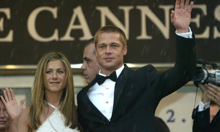 Ξέρουμε τι φώναξε ο Brad Pitt στη Jennifer Aniston για να της τραβήξει την προσοχή