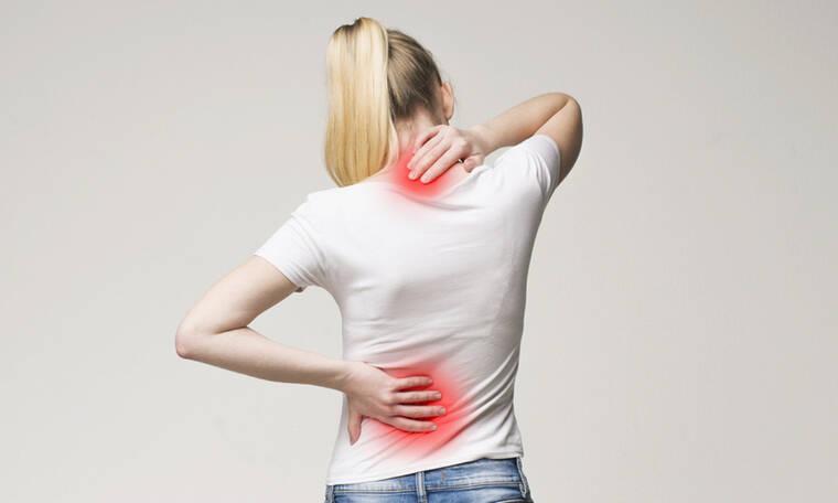 Απώλεια οστικής μάζας: Τι να κάνετε για να μην εξελιχθεί σε οστεοπόρωση (εικόνες)